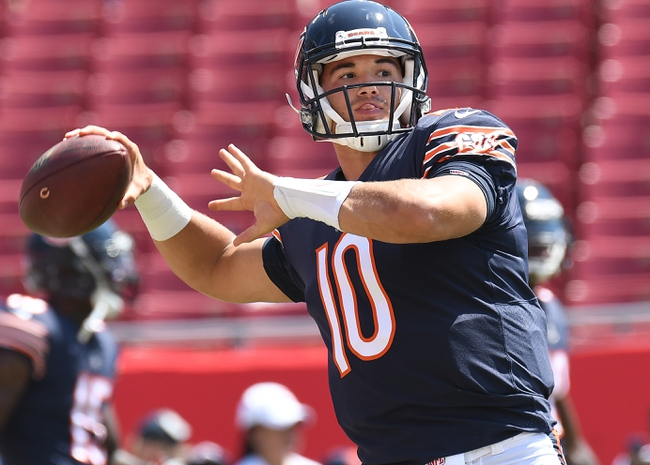 Chicago Bears vs. Green Bay Packers - 11/12/17 NFL Pick, Odds, and Prediction