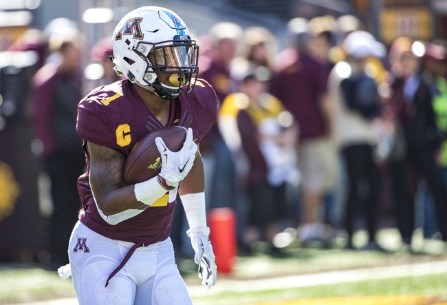 Minnesota vs. Miami-OH - 9/15/18 College Football Pick, Odds, and Prediction