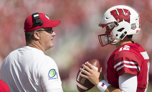 Wisconsin vs. Purdue - 10/14/17 College Football Pick, Odds, and Prediction