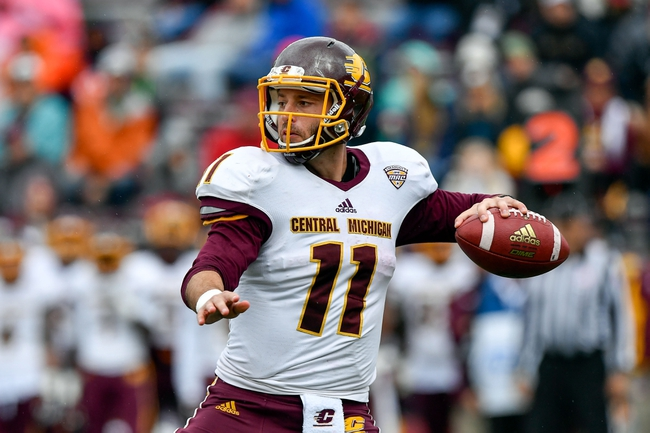 Kent State vs. Central Michigan - 11/14/17 College Football Pick, Odds, and Prediction