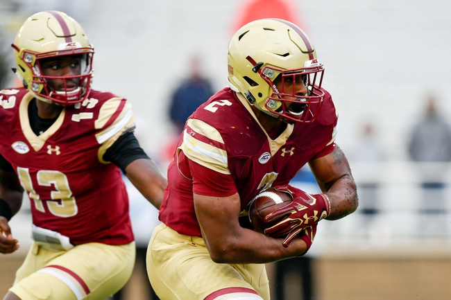 Florida State at Boston College - 10/27/17 College Football Pick, Odds, and Prediction