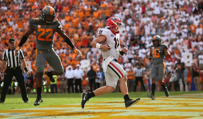 Vanderbilt vs. Georgia - 10/7/17 College Football Pick, Odds, and Prediction