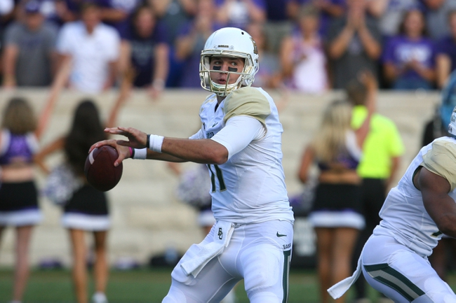 Baylor vs. West Virginia - 10/21/17 College Football Pick, Odds, and Prediction