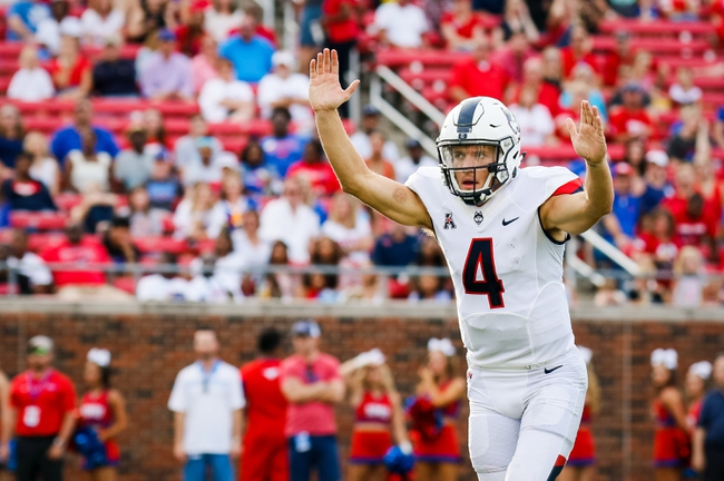 UCONN vs. Memphis - 10/6/17 College Football Pick, Odds, and Prediction