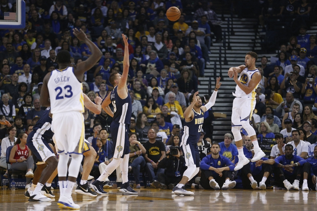 Sacramento Kings vs. Golden State Warriors - 10/13/17 NBA Pick, Odds, and Prediction