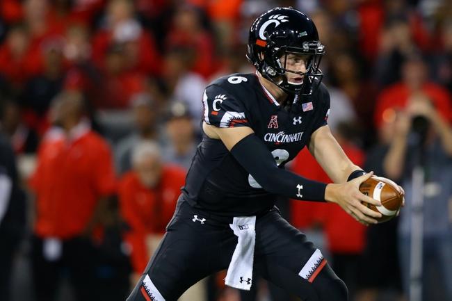 Cincinnati vs. UCF - 10/7/17 College Football Pick, Odds, and Prediction