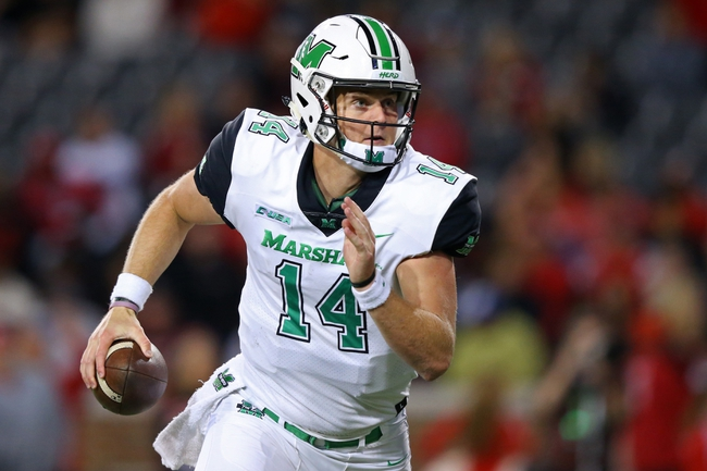 Charlotte vs. Marshall - 10/7/17 College Football Pick, Odds, and Prediction
