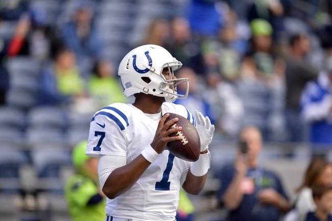 Indianapolis Colts vs. San Francisco 49ers - 10/8/17 NFL Pick, Odds, and Prediction