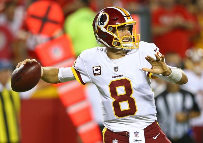 San Francisco 49ers at Washington Redskins - 10/15/17 NFL Pick, Odds, and Prediction