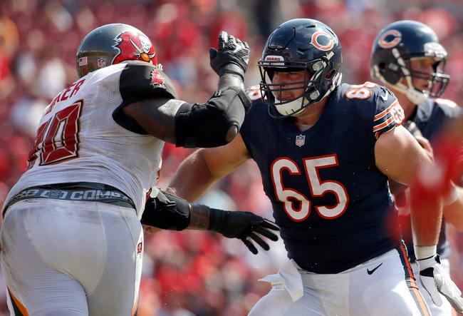 Tampa Bay Buccaneers at Chicago Bears - 9/30/18 NFL Pick, Odds, and Prediction