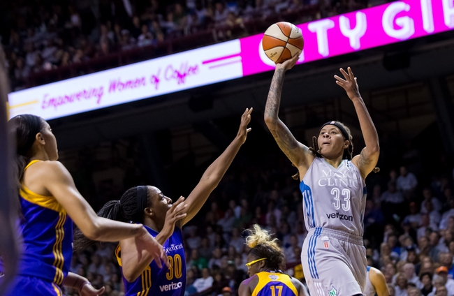 Los Angeles Sparks vs. Chicago Sky - 8/11/19 WNBA Pick, Odds, and Prediction