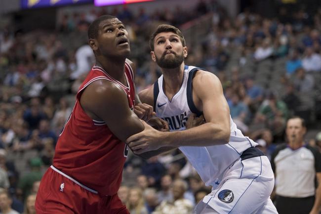 Dallas Mavericks vs. Chicago Bulls - 1/5/18 NBA Pick, Odds, and Prediction
