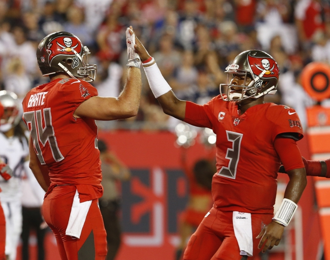 Arizona Cardinals vs. Tampa Bay Buccaneers - 10/15/17 NFL Pick, Odds, and Prediction