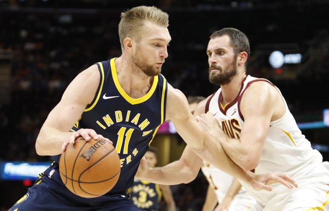 Cleveland Cavaliers vs. Indiana Pacers - 11/1/17 NBA Pick, Odds, and Prediction
