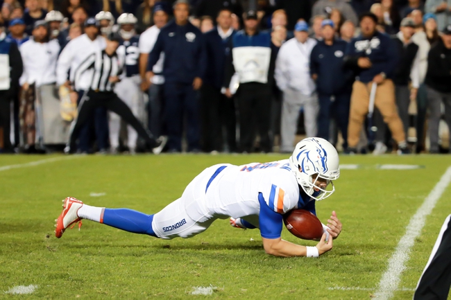 Fresno State vs. Boise State - 11/25/17 College Football Pick, Odds, and Prediction