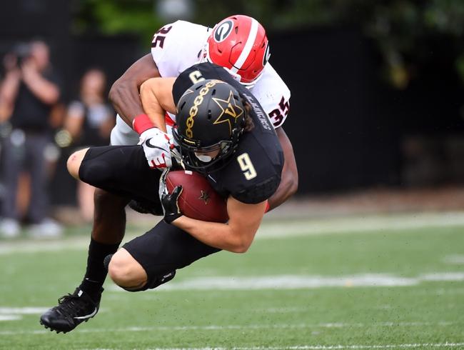 Ole Miss vs. Vanderbilt - 10/14/17 College Football Pick, Odds, and Prediction