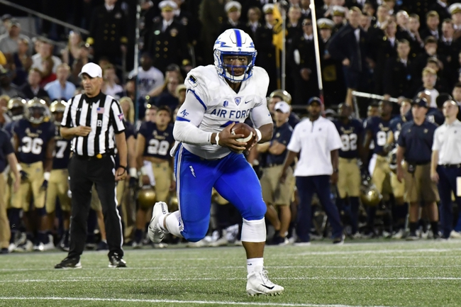 Air Force vs. UNLV - 10/14/17 College Football Pick, Odds, and Prediction