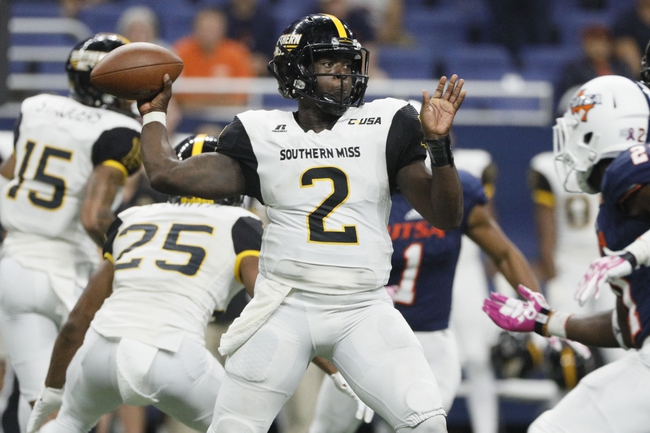 Louisiana Tech vs. Southern Miss  - 10/21/17 College Football Pick, Odds, and Prediction