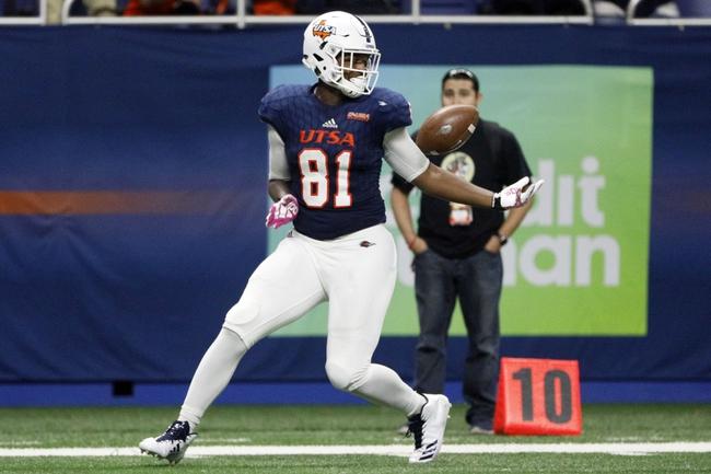 UTSA vs. Rice - 10/21/17 College Football Pick, Odds, and Prediction
