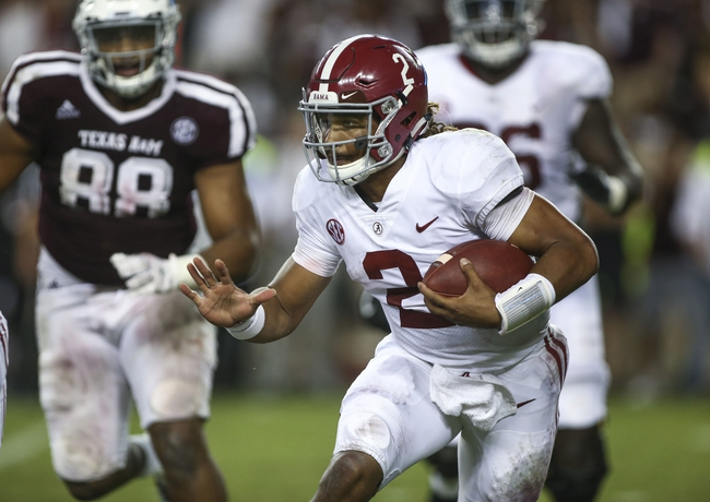 Alabama vs. Arkansas - 10/14/17 College Football Pick, Odds, and Prediction