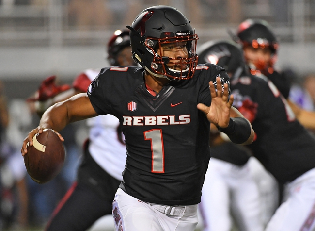 UNLV vs. Utah State - 10/21/17 College Football Pick, Odds, and Prediction