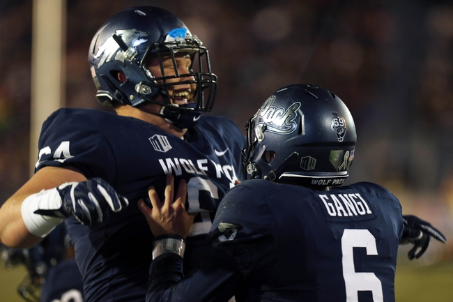 Air Force at Nevada - 10/20/17 College Football Pick, Odds, and Prediction