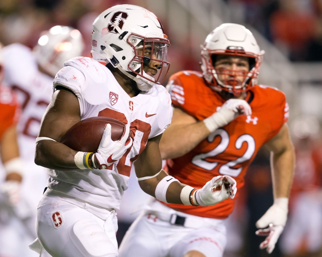 Stanford vs. Utah - 10/6/18 College Football Pick, Odds, and Prediction