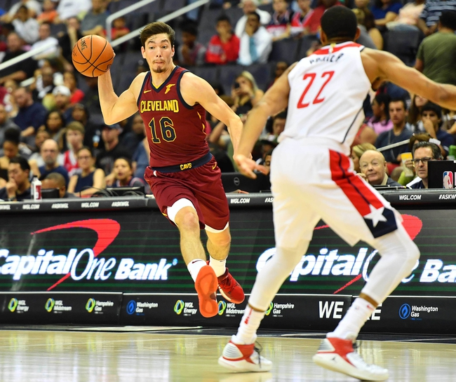 Chicago Bulls vs. Cleveland Cavaliers - 10/10/17 NBA Pick, Odds, and Prediction