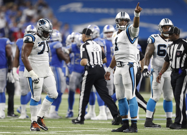 Detroit Lions vs. Carolina Panthers - 11/18/18 NFL Pick, Odds, and Prediction