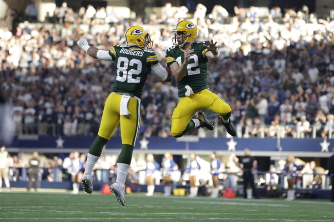 Green Bay Packers at Minnesota Vikings  - 10/15/17 NFL Pick, Odds, and Prediction
