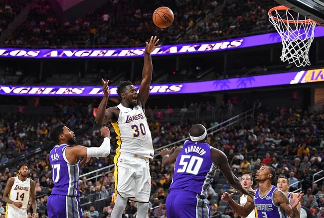 Sacramento Kings vs. Los Angeles Lakers - 11/22/17 NBA Pick, Odds, and Prediction