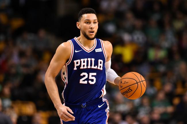 Philadelphia 76ers vs. Boston Celtics - 10/20/17 NBA Pick, Odds, and Prediction