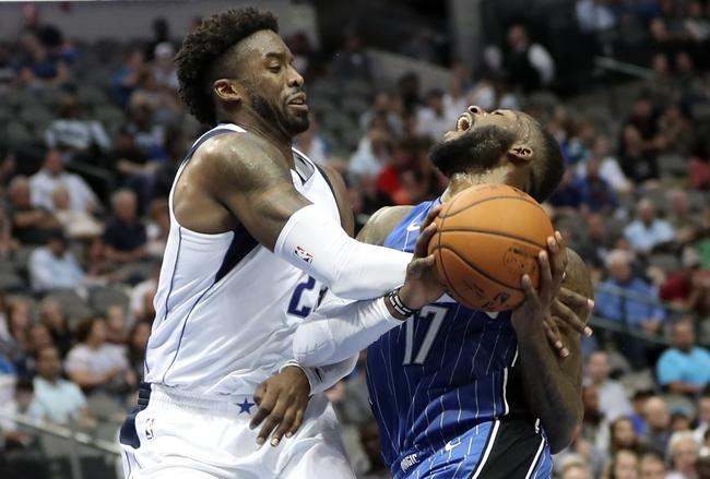 Dallas Mavericks vs. Orlando Magic - 1/9/18 NBA Pick, Odds, and Prediction