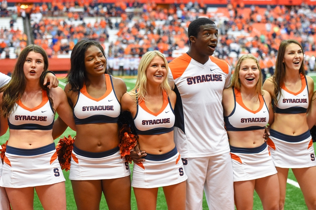 Pittsburgh vs. Syracuse - 10/6/18 College Football Pick, Odds, and Prediction