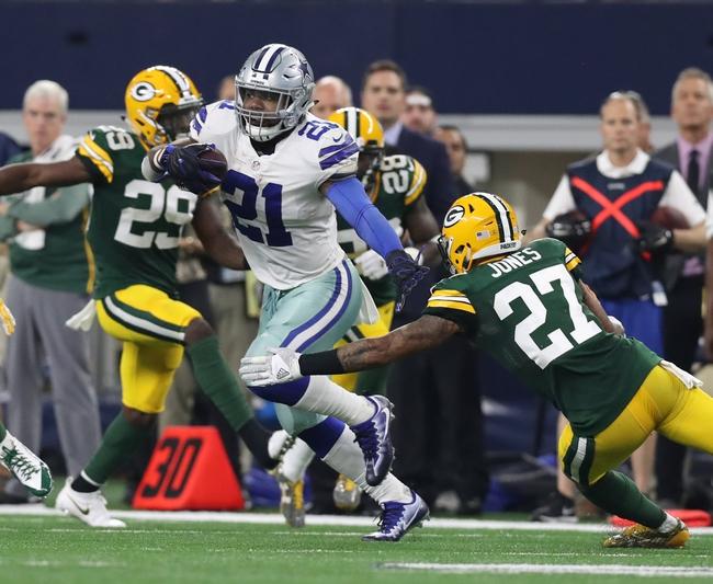 Green Bay Packers at Dallas Cowboys - 10/6/19 NFL Pick, Odds, and Prediction