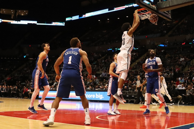 Brooklyn Nets vs. Philadelphia 76ers - 1/31/18 NBA Pick, Odds, and Prediction