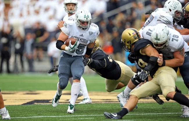 NIU vs. Eastern Michigan - 10/26/17 College Football Pick, Odds, and Prediction