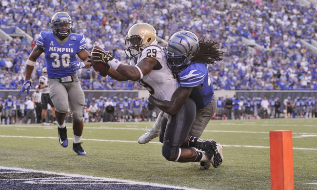 Navy vs. Memphis - 9/8/18 College Football Pick, Odds, and Prediction