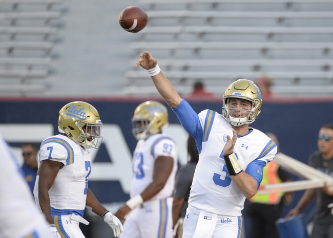 Oregon at UCLA - 10/21/17 College Football Pick, Odds, and Prediction