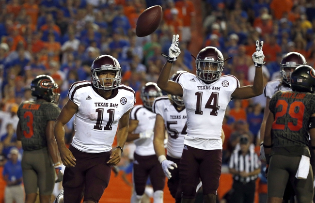 Texas A&M vs. Mississippi State - 10/28/17 College Football Pick, Odds, and Prediction