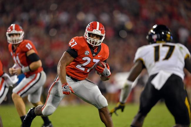 Florida vs. Georgia - 10/28/17 College Football Pick, Odds, and Prediction
