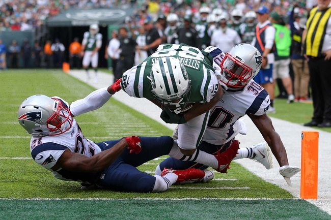 New York Jets at New England Patriots - 12/31/17 NFL Pick, Odds, and Prediction