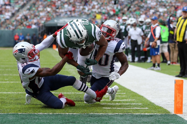 New England Patriots vs. New York Jets - 12/31/17 NFL Pick, Odds, and Prediction