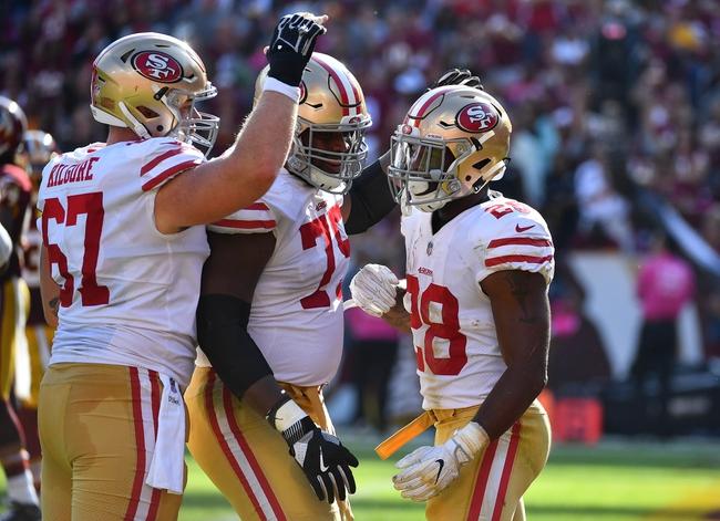 San Francisco 49ers vs. Dallas Cowboys - 10/22/17 NFL Pick, Odds, and Prediction