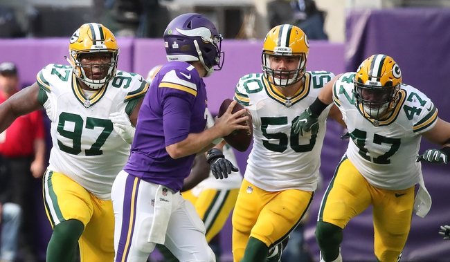 Minnesota Vikings at Green Bay Packers - 12/23/17 NFL Pick, Odds, and Prediction