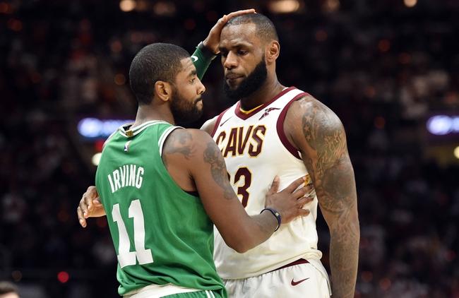 Boston Celtics vs. Cleveland Cavaliers - 1/3/18 NBA Pick, Odds, and Prediction