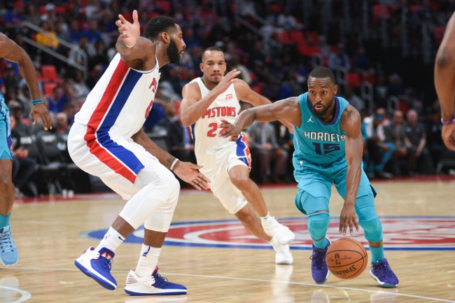 Detroit Pistons vs. Charlotte Hornets - 1/15/18 NBA Pick, Odds, and Prediction