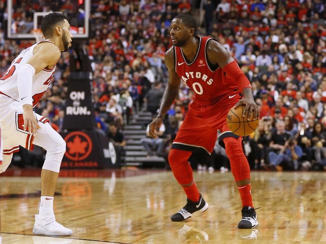 Toronto Raptors vs. Chicago Bulls - 11/7/17 NBA Pick, Odds, and Prediction