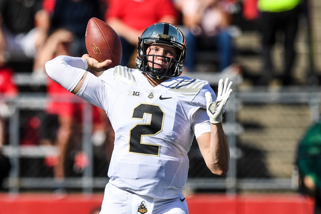 Purdue vs. Nebraska - 10/28/17 College Football Pick, Odds, and Prediction