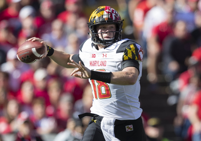 Maryland vs. Indiana - 10/28/17 College Football Pick, Odds, and Prediction